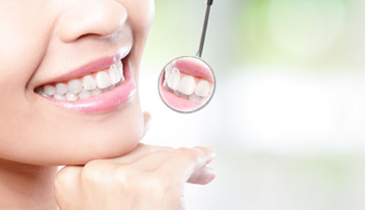 Pulizia dei denti